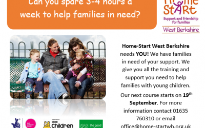 Join our Home-Start Family